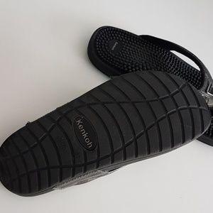 fc0b6f41bc1 kenkoh Shoes - Kenkoh Spirit Metallic Massage Sandal